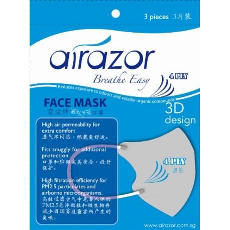 AiRazor 4Ply Face Mask